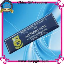 Metall Pin mit Kunden Logo Print oder Gravur