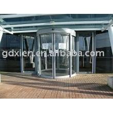 Suministro CN sistema de puerta curvada automática (CE aprobado)