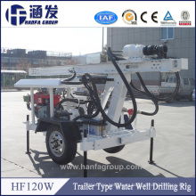 High Quality 120m Depth Cheap Water Well Drilling Rig for Sale