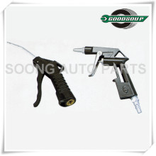 PLASTIC AIR BLOW GUN WITH CONNECTOR, AIR BLOWER