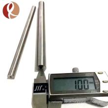 Alta qualidade pura wolfram tungstênio tubo preço por kg para vácuo furnance