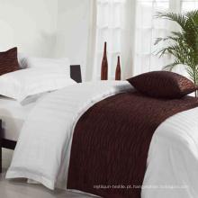 100% poliéster Bed Runner Factory (DPH7788)