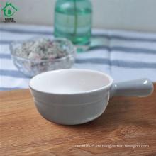 Japanische Haushalts-Schale Keramik-Porzellan-Tellerplatte