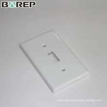 YGC-011 Household use plastic waterproof usb port socket wall plate