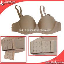 Empuje hacia arriba el sujetador atractivo inconsútil de las mujeres respirables de la taza del sujetador (DYS-002)