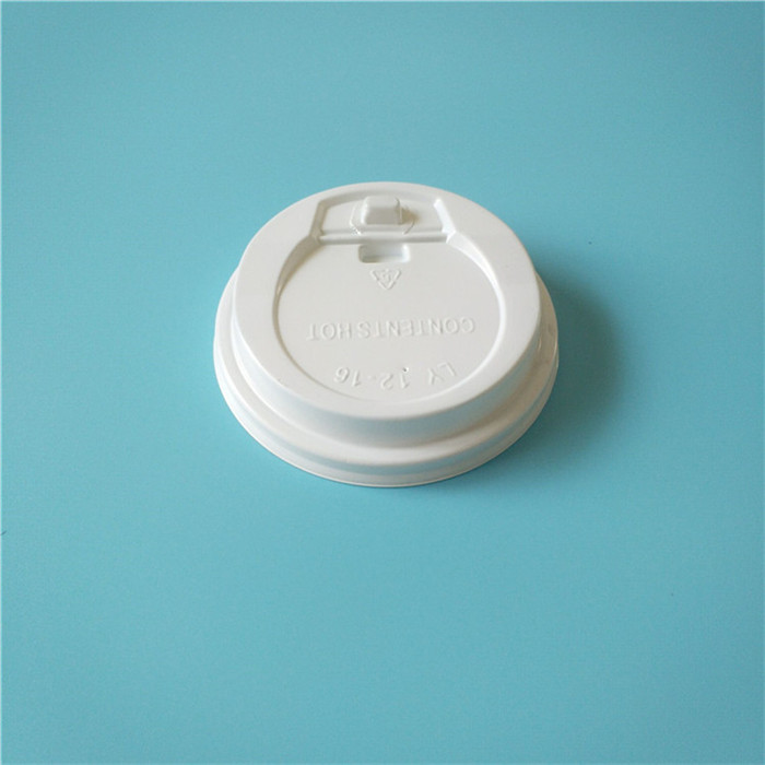 Plastic Coffee Cup Lid