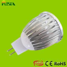 Luz del punto 3W con disipador de calor de aluminio buena (ST-SL-3W)