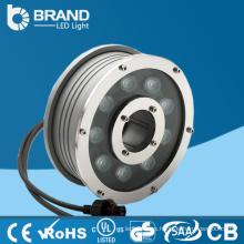 CE & RoHS aprobó el cambio del color del RGB impermeable la luz del LED