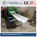 Para Venda Ce e ISO Certificated K Type K Super Arch Plate Roll Forming Machine