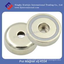 Rare Earth Permanent Pot Magnet