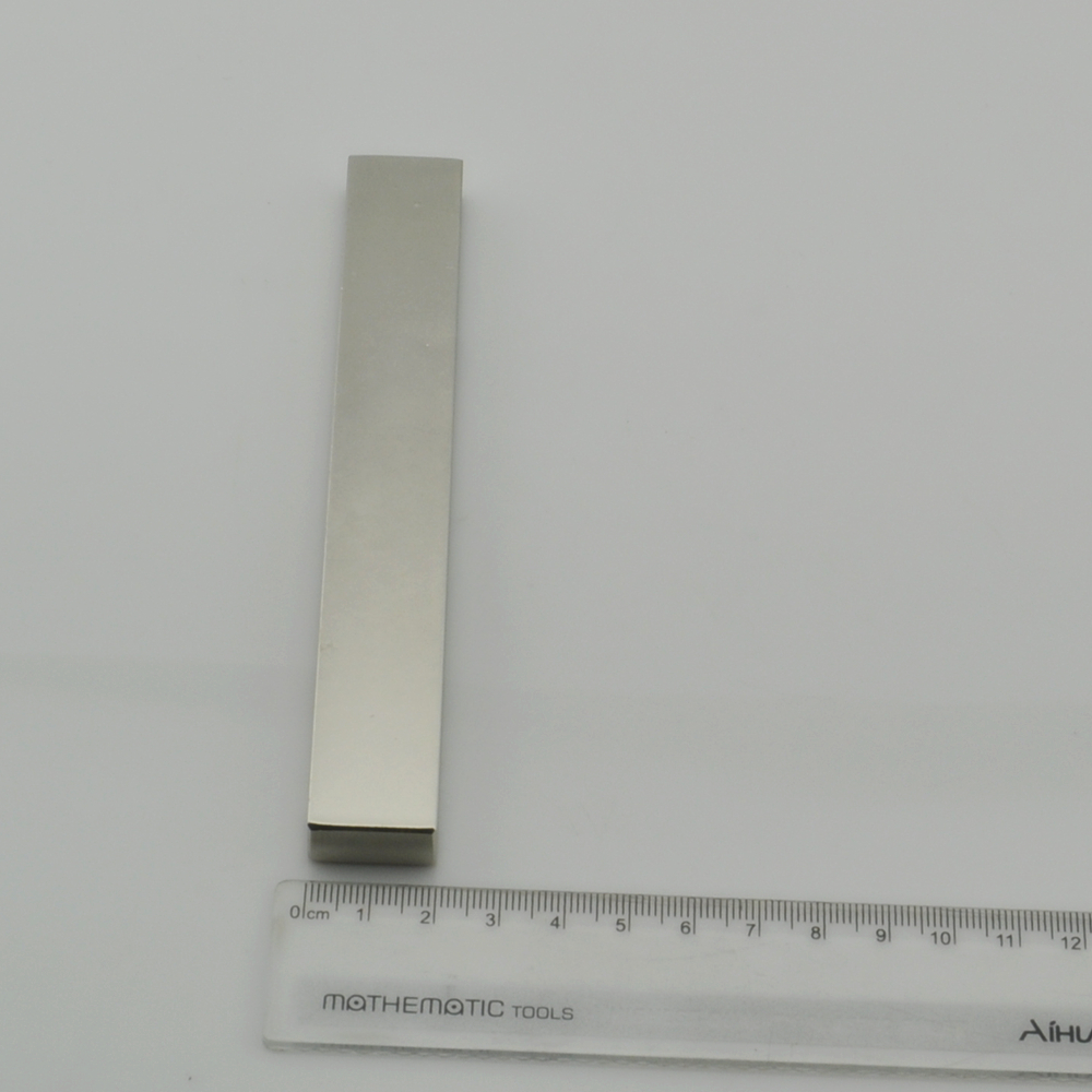 Rare earth big neodymium bar magnet