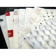 Papier de soie de logo fait sur commande en gros