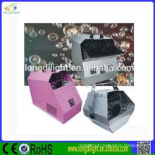 Máquina de bolha do casamento do controle remoto do efeito de estágio