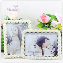 "Promotion Sexy Girl Plastic Pearl Love Photo Picture Frame (5""X7"")"