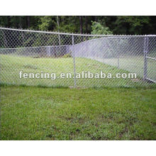 Chain link fence for sporting ground (10 years' factory)