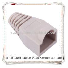 RJ45 Cat5 Conector de clavija Conector Tapón de cabeza de arranque