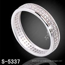 Nuevo anillo de plata de la joyería de la manera de los estilos 925 (S-5337. JPG)