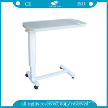 AG-Obt002 ABS Hospital Use ISO&CE Over Bed Table