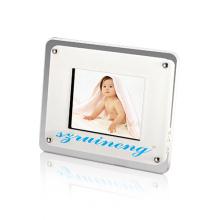 A5 (210 * 150mm) Molduras de acrílico transparentes Moldura de foto digital, quadro de fotos