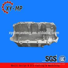 Boîtier d'équipement de communication ADC12 en aluminium maturé précis