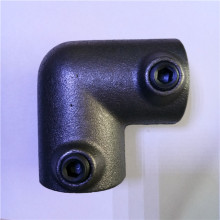 Malleable iron black/brass/galvanized Key clamp