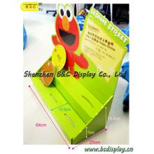 Бумага стенд, Коробка дисплея pdq, картон Витрина (B и C-D053)