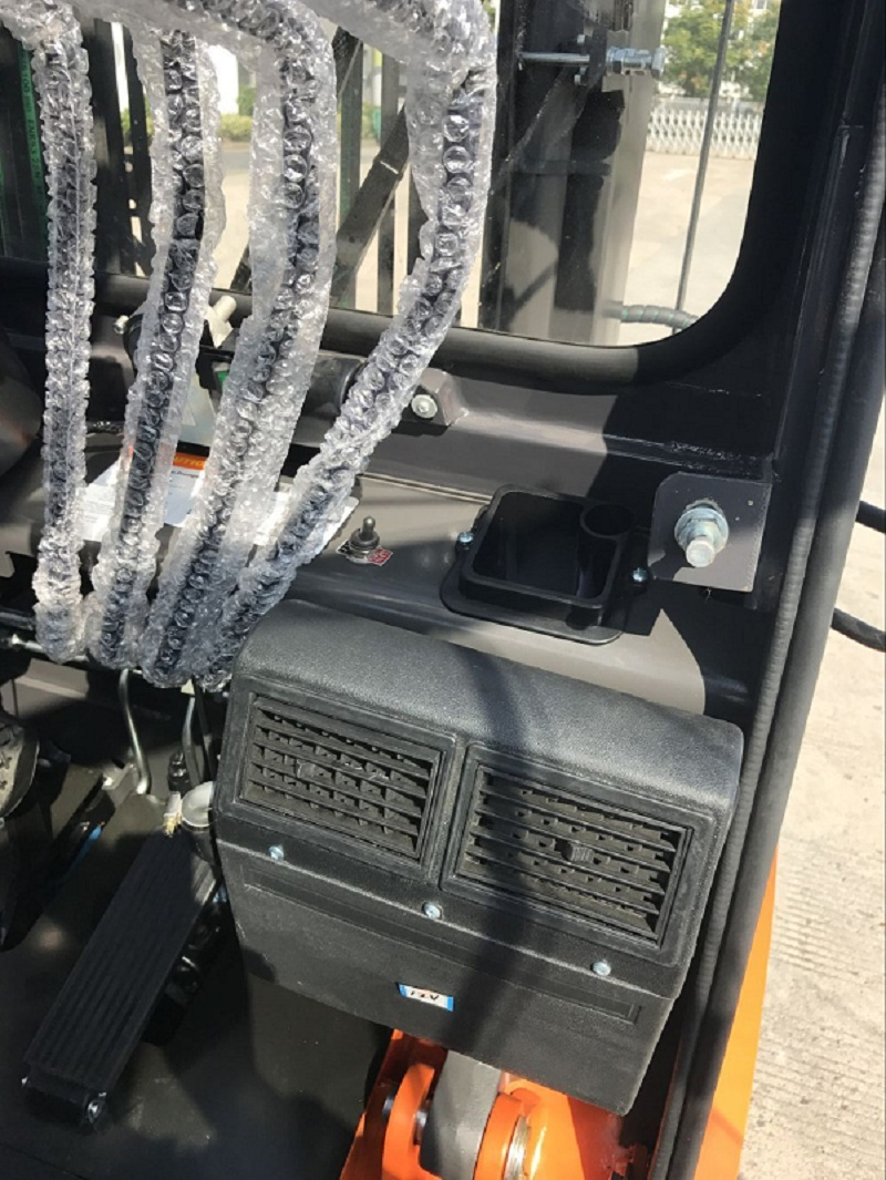 Forklift Cab With Warm Heater