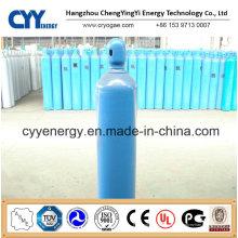 30L à haute pression oxygène nitrogène argon carburant à dioxyde de carbone cylindre à gaz
