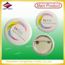 Pin de la insignia del Pin de la insignia del Pin de la historieta del Pin de la insignia