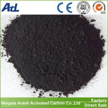 carbón activado de aire limpio de bajo precio