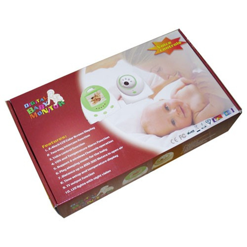Angel Blanket Baby Monitor