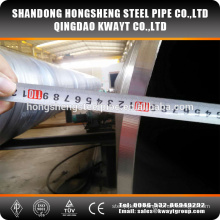 S355J2H spiral welded pipe for pile