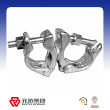 Scaffold Forged Coupler