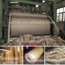 China Manufacturer 10t/d Kraft Pulp Paper Machine