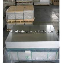 Longa durabilidade de durabilidade, calor, folhas de alumínio reflexivas com preço razoável