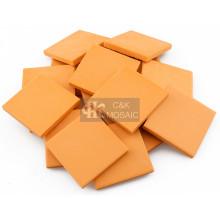 Ganzkörper Orange Ceramic Loose für Keramikhandwerk