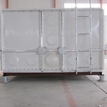 Tanques de panel de PRFV Tanque de almacenamiento de agua moldeado SMC