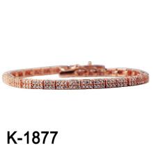 Novo Estilo 925 Prata Pulseira Jóias Moda (K-1877. JPG)