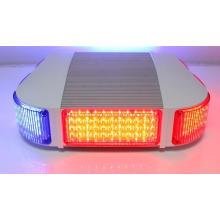 Barra de luz de LED Mini policía proyecto ADVERTENCIA (Ltd - 500L 8)