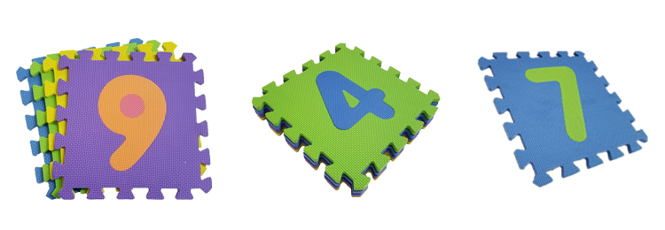 Baby Puzzle Mat