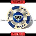 Европейские покерные фишки (YM-CY01)