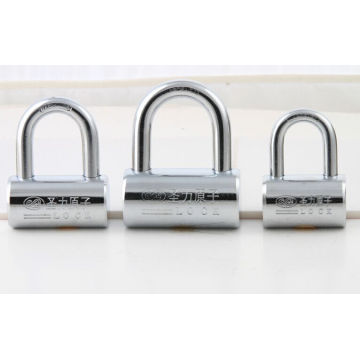 High Quality Hammer Iron Atom Padlock