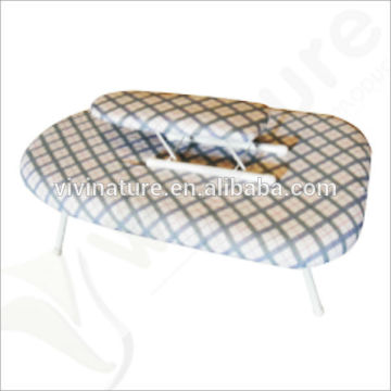 Plastic sleeve Easy Handing Durability and Usability Mini Ironing Board