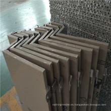 Panel de revestimiento exterior de pared en forma de piedra