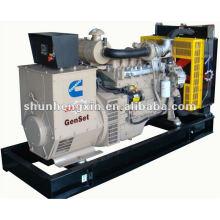Generador diesel de 80KW / 100KVA accionado por el motor de Cummins