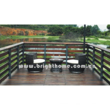 Wicker Outdoor Rattan Furniture Leisure Set Bg-782A