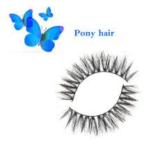 Wholesale Soft Natural Hair Handmade False Eyelashes
