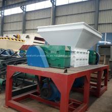 Máquina de trituradora trituradora de bolsas de PVC PP PE
