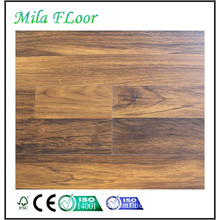 8mm HDF V-Groove Wood Floor with OEM Service (0667#)