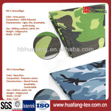 Polyester/Cotton Military Fabric